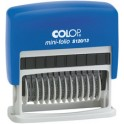 COLOP numeroteur Mini Dater S120/13, a 13 chiffres, corps en