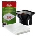 Melitta filtres à café pyramidal pour les machines dans la