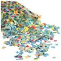 SUSY CARD Confettis, en papier couleur, contenu: 100 g