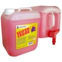 Savon crème rosé, bidon de 10 litres