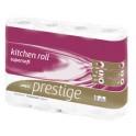 wepa Essuie-tout Prestige, 3 couche, tissue, extra blanc,