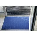 miltex paillasson Eazycare, 600 x 900mm, bleu foncé, en