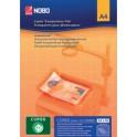 NOBO Transparent pour copieur, format A4, limpide