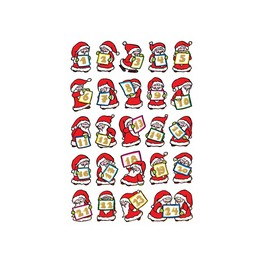 Herma sticker de noel decor calendrier de l 39 avent - Decoration fenetre de l avent ...