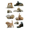 """HERMA stickers DECOR """"chiots"""""""