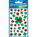 """AVERY Zweckform Z-Design sticker """"coccinelle"""""""