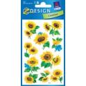 "AVERY Zweckform Z-Design sticker ""lierre de roses"""