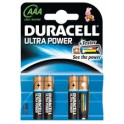 "DURACELL pile alcaline ""ULTRA POWER"" Micro, blister de 4"