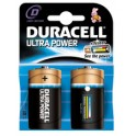 "DURACELL pile alcaline ""ULTRA POWER"" Mono D, blister de 2"