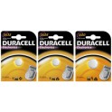 """DURACELL pile bouton lithium """"Electronics"""", 2430 (CR2430/"""