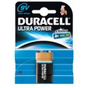 "DURACELL Pile alcaline ""ULTRA POWER"" E-Block 9V, blister de1"