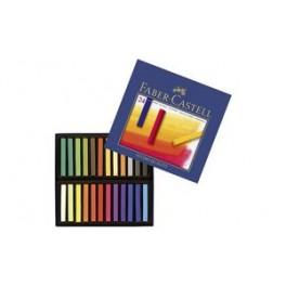 FABER-CASTEL Crayon pastel STUDIO QUALITY, étui de 12