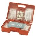 valise de premiers secours SAN, contenu selon la DIN 13169