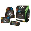 "herlitz Cartable Midi Plus ""Football"""