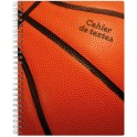 "EXACOMPTA Cahier de textes Sports ""Basket"", 170 x 220 mm"