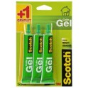 "3M Scotch Colle universelle ""Universal Gel"", 30 ml, 2+1"