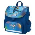 "herlitz Sac à goûter Mini Softbag ""Soccer"""