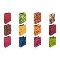 herlitz Classeur à motif maX.file Jelly Beans, A4,