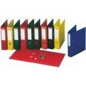 Esselte Classeur en plastique Standard, A4, 50 mm, bordeaux