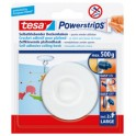 tesa Powerstrips crochet plafon, blanc, force de fixation: