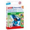 Tesa Powerstrips POSTER PACK PROMO, fixation: maxi 0,2 kg