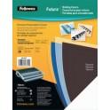 Fellowes couverture Futura A4, transparent, mat, en PP,