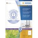 HERMA Etiquettes de dos pour classeurs Recycling, 192 x 61mm