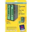 AVERY Zweckform étiquettes pour dos classeur, 59 x 297 mm,